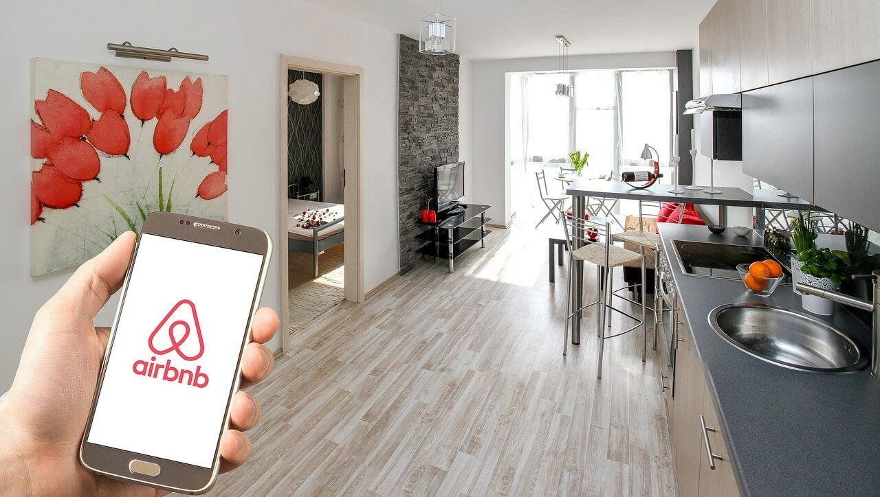 AIRBNB bookings during covid-19